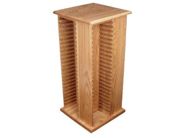Amish Large DVD Tower