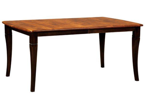 Amish Newbury Dining Room Table