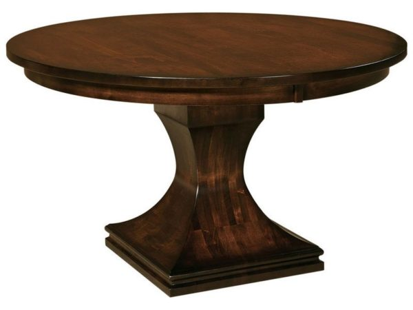 Amish Westin Round Dining Table