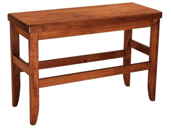 Amish Clifton Hardwood Bench
