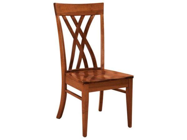 Amish Oleta Side Dining Chair