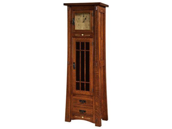 Amish Morgan Clock