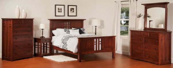 Amish Kascade Bedroom Collection