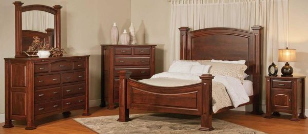 Amish Lexington Bedroom Collection