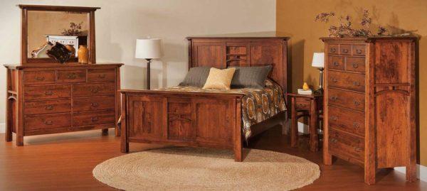 Amish Artesa Bedroom Collection