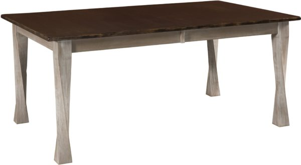 Amish Lexington Leg Dining Table
