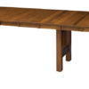 Amish Hartford Trestle Table with Leaves