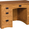 Amish 56 Inch Flat Top Desk