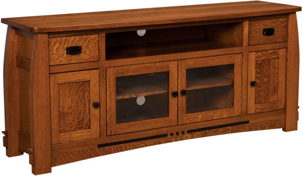 Amish Colebrook Large TV Cabinet