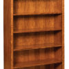 Amish 72 Inch Noble Mission Bookcase