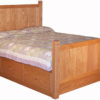 Shaker 6 Drawer Storage Bed with Footboard