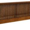 Amish Highback Slat Sofa Back