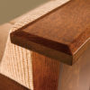 Amish McCoy Bevel Edge Close-Up