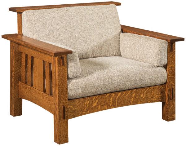 Amish McCoy Slat Chair