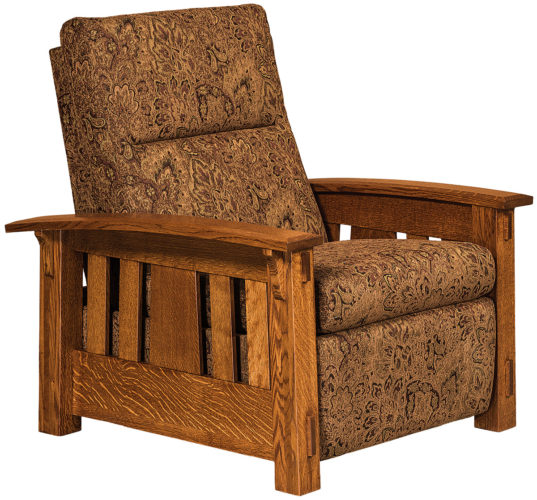 Amish McCoy Wallhugger Recliner
