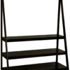 Amish Ladder TV Stand