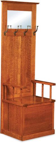 Amish Heritage Mission Hal Seat