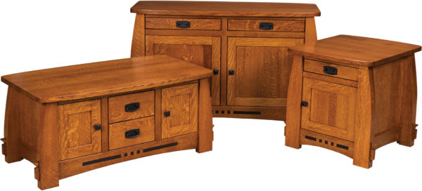 Amish Colebrook Occasional Table Collection