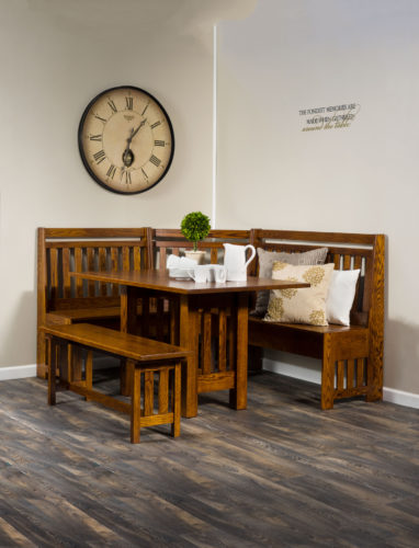 Amish Bay Hill Nook Set