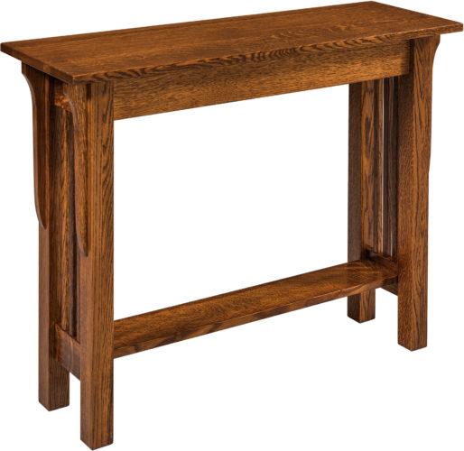 Amish Landmark Hall Table