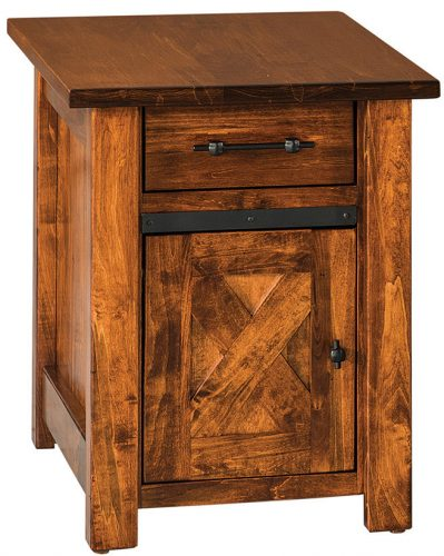 Amish Teton End Table