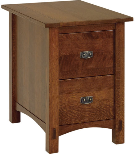 Amish Springhill File Cabinet