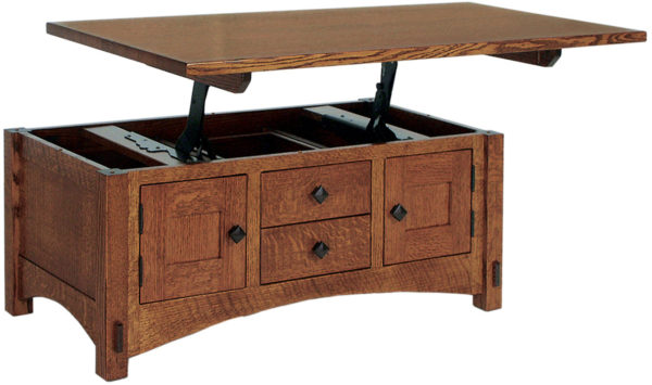 Amish Springhill Lift Top Coffee Table