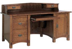 Springhill Solid Wood Computer Desk