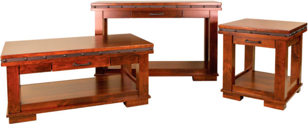 Custom Pasadena Occasional Table Set