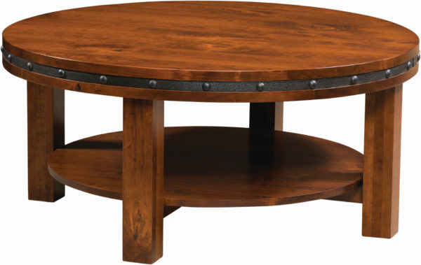 Round Pasadena Coffee Table