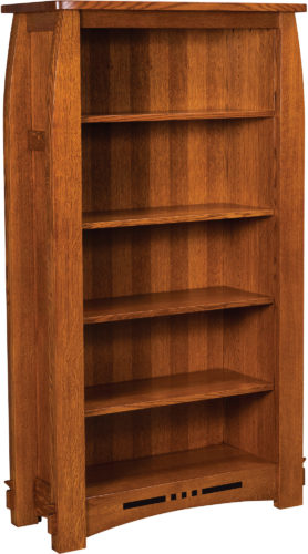 Amish Colebrook Collection Bookcase