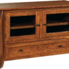 Amish Quincy 49 Inch TV Cabinet