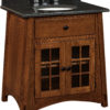 Amish McCoy Small 33 Inch Free Standing Sink