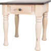 Palisade Open End Table