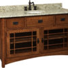 Amish Landmark Large Single Basin Free Standing Sink