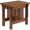 Amish Landmark Small End Table