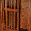 Amish Morgan Bookcase Door Detail