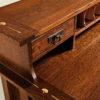 Amish Morgan Desk Topper Detail