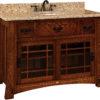 Amish Morgan Medium Sink Cabinet