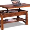 Amish Artesa Lift-Top Coffee Table