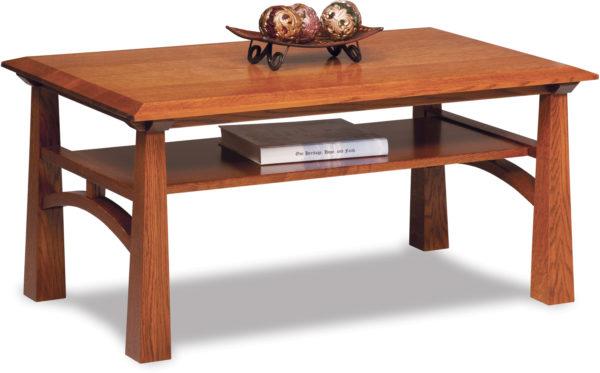 Amish Artesa Coffee Table