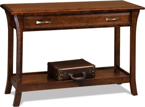 Amish Ensenada Sofa Table