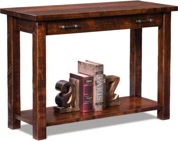 Amish Houston Sofa Table