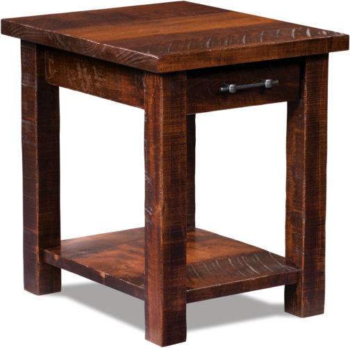 Amish Houston End Table