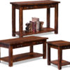 Amish Houston Occasional Tables