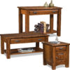 Amish Lexington Occasional Tables