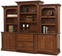 Lexington Deluxe Base and Hutch