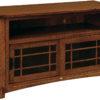 Amish Morgan 54 TV Cabinet