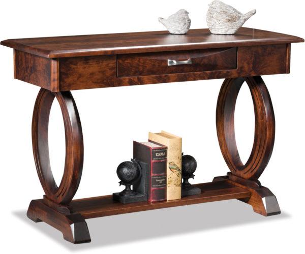 Amish Saratoga Sofa Table