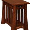Amish Mesa Small End Table